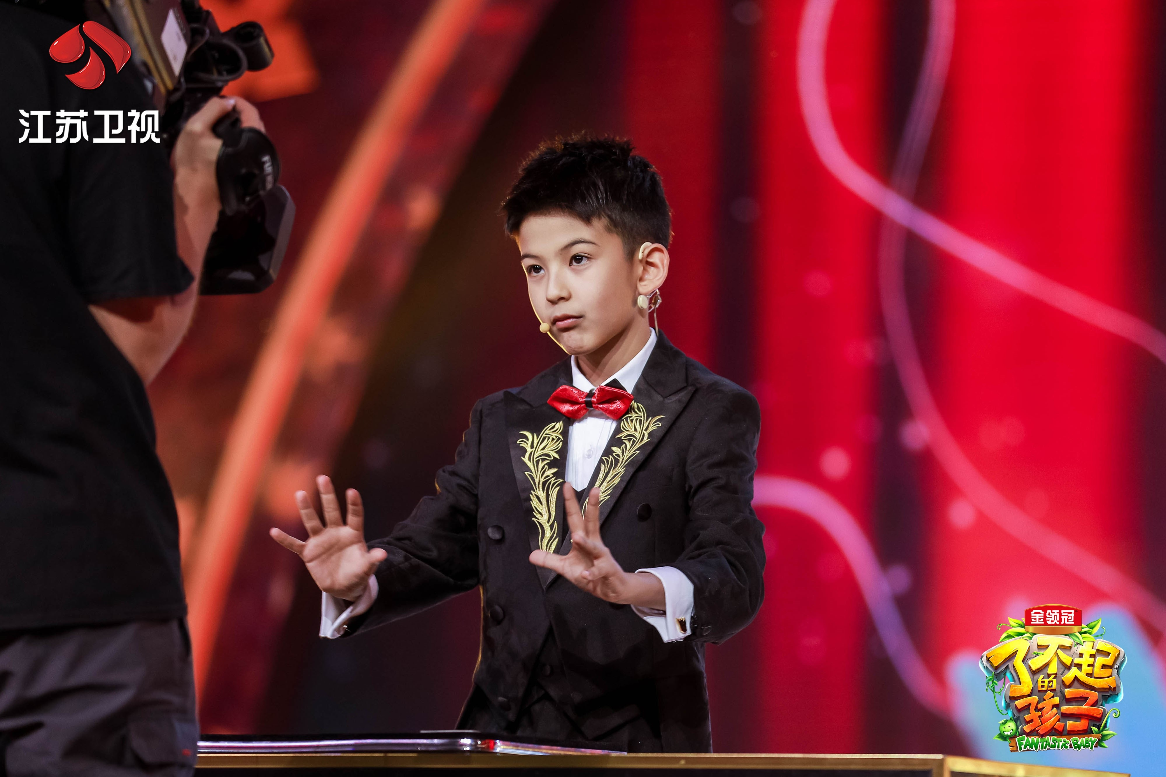 《了不起的孩子》完美收官!金领冠成就中国宝宝的了不起