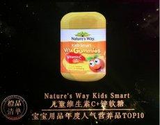 澳洲Nature's Way澳萃维斩获2018年度人气营养品殊荣