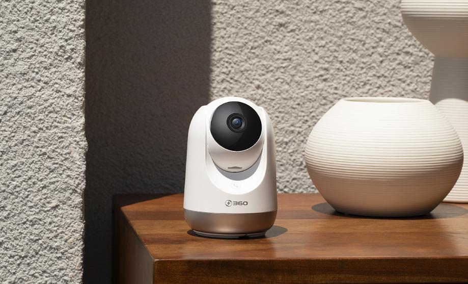 重磅!360发AI新品摄像机,升级一键通话,还能护家看娃