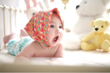 干燥的秋冬,和光堂新品帮您呵护宝宝的娇嫩肌
